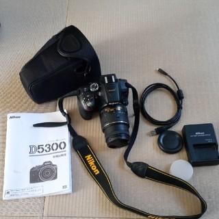 Nikon - S数3357枚 Nikon ニコン 一眼レフ D5300