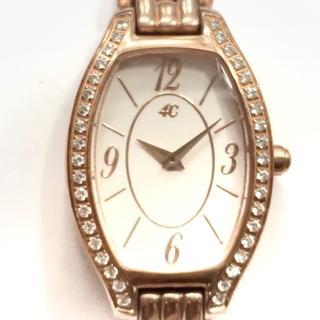 ヨンドシー(4℃)のヨンドシー 腕時計 レディース アイボリー(腕時計)