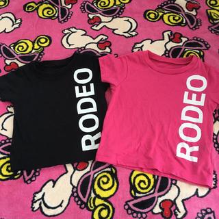 ロデオクラウンズワイドボウル(RODEO CROWNS WIDE BOWL)の込1000えん(Tシャツ/カットソー)