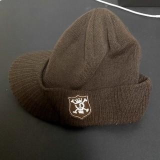 ステューシー(STUSSY)のStussy ステューシー ニット帽 ニットキャップ ビーニー(ニット帽/ビーニー)