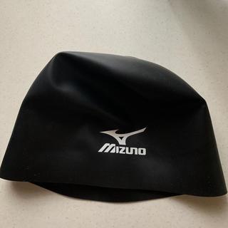 ミズノ(MIZUNO)のミズノ シリコンスイムキャップ(マリン/スイミング)