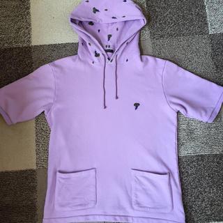 ミルクボーイ(MILKBOY)のミルクボーイ 半袖パーカー(Tシャツ/カットソー(半袖/袖なし))