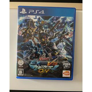 バンダイ(BANDAI)の機動戦士 ガンダム EXTREME VS. マキシブースト ON PS4(家庭用ゲームソフト)