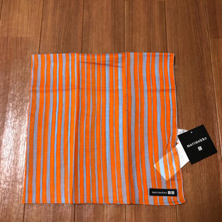 ユニクロ(UNIQLO)の日本未発売! マリメッコ  × ユニクロ ミニスカーフ(バンダナ/スカーフ)