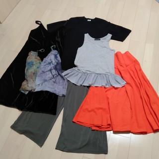 アーバンリサーチ(URBAN RESEARCH)のお洋服6点まとめ売り★S〜Mサイズ(セット/コーデ)