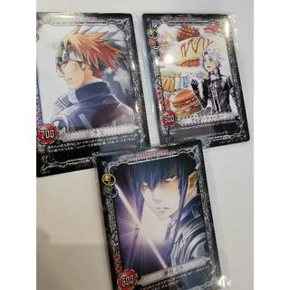 コナミ(KONAMI)の【エクソシスト】D.Gray-manのトレーディングカード 6枚セット(カード)