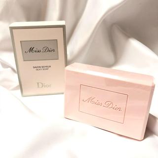 ディオール(Dior)のDior♡ミスディオール石鹸(ボディソープ/石鹸)