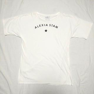 ALEXIA STAM - 人気 ALEXIA STAM × converse tokyo コラボ Tシャツ