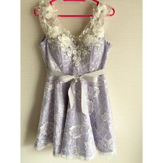 ROBE - 【美品】ROBE de FLEURS♥Mサイズ♥ドレス