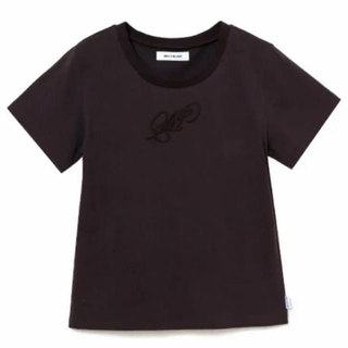 """バブルス(Bubbles)のMELT THE LADY """"M""""crew neck T-shirt Tシャツ(Tシャツ/カットソー(半袖/袖なし))"""
