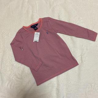 ポロラルフローレン(POLO RALPH LAUREN)の【新品未使用】ポロ ラルフローレン 110(Tシャツ/カットソー)