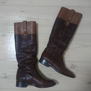 ダイアナ(DIANA)のDIANA…ブーツ…21.5(ブーツ)