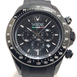 VABENE(ヴァベーネ) 腕時計 メンズ 黒(その他)