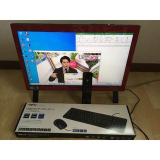 富士通 - FH56/HD★i7-3610★8G★2T★3波TV★W録画★Office