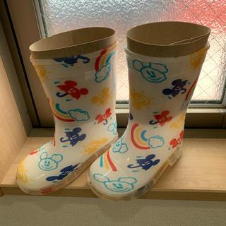 ディズニー(Disney)のディズニー トゥーンタウン 長靴 14センチ(長靴/レインシューズ)