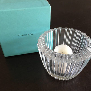 ティファニー(Tiffany & Co.)のなお様 ティファニー キャンドルホルダー(その他)