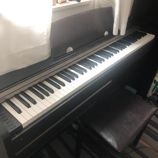 カシオ(CASIO)のカシオ privia px-730 11年製 10月末迄(電子ピアノ)