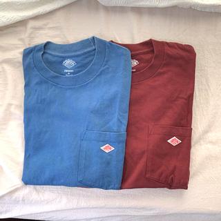 ダントン(DANTON)のDANTON Tシャツ 二枚セット(Tシャツ(半袖/袖なし))