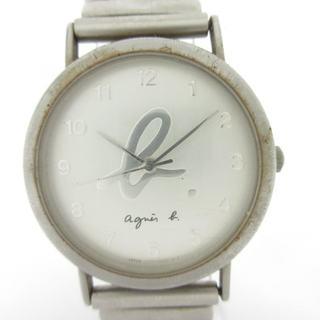 アニエスベー(agnes b.)のアニエスベー 腕時計 V701-6190 レディース(腕時計)