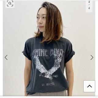 ドゥーズィエムクラス(DEUXIEME CLASSE)のDeuxieme Classe【ANINE BING イーグルTシャツ】(Tシャツ(半袖/袖なし))