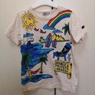 DOUBLE.B - ダブルBTシャツ 120cm