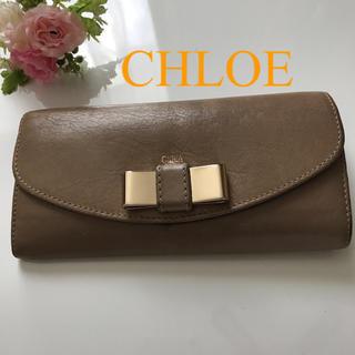 クロエ(Chloe)のChloe クロエ 長財布(財布)