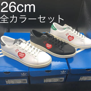 adidas - 【完売品】ヒューマン メイド × アディダス オリジナルス スタンスミス 全3色