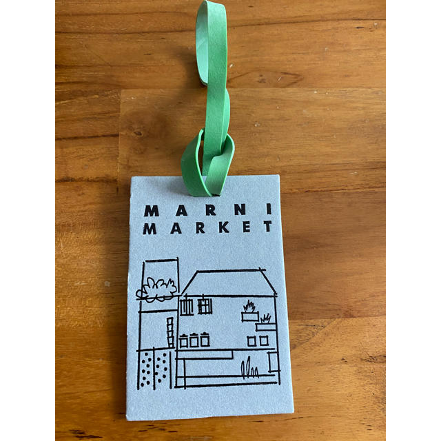 Marni(マルニ)のマルニ マーケット タグ レディースのバッグ(その他)の商品写真