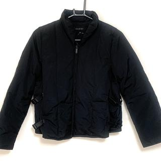 グッチ(Gucci)のグッチ ダウンジャケット サイズ40 M 黒(ダウンジャケット)