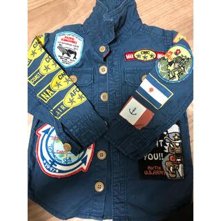 エムピーエス(MPS)のベビー服 シャツ 90(Tシャツ/カットソー)