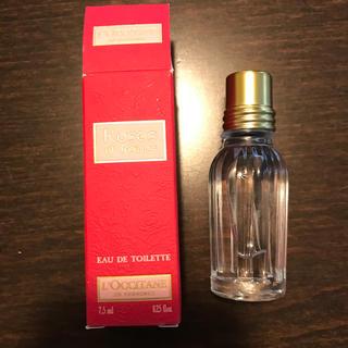 ロクシタン ローズ 香水 7.5ml