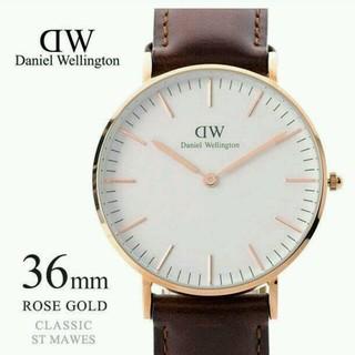 ダニエルウェリントン(Daniel Wellington)のダニエル ウェリントン 36mm 腕時計(腕時計(デジタル))