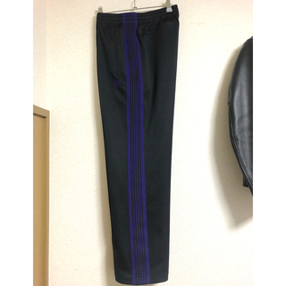 Needles - needles TRACK PANT POLY SMOOTH 20ss サイズM