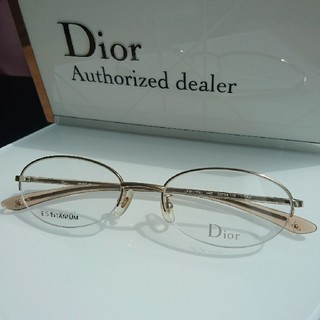 ディオール(Dior)のDior眼鏡7558(サングラス/メガネ)