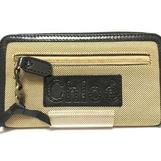 クロエ(Chloe)のクロエ 長財布 - ラウンドファスナー(財布)
