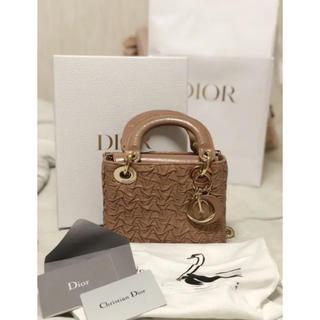 ディオール(Dior)の値下 レディディオール バッグ(ハンドバッグ)
