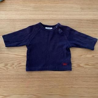 マーキーズ(MARKEY'S)のマーキーズ  7分丈長袖 80(Tシャツ)