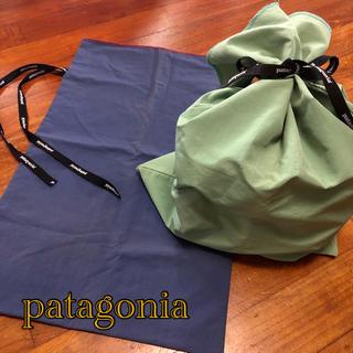 パタゴニア(patagonia)のpatagonia ギフト用の袋 2枚(ラッピング/包装)