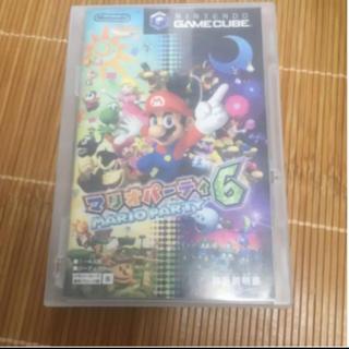 ニンテンドーゲームキューブ(ニンテンドーゲームキューブ)のマリオパーティ6(家庭用ゲームソフト)