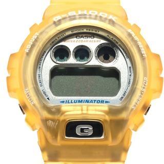 カシオ(CASIO)のカシオ 腕時計美品  G-SHOCK DW-6900WF(その他)