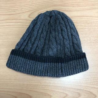 エイチアンドエム(H&M)のニット帽 ニットキャップ(帽子)