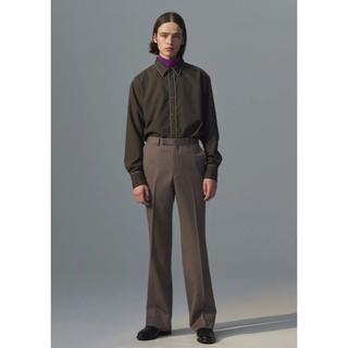 ジョンローレンスサリバン(JOHN LAWRENCE SULLIVAN)の長袖シャツ パイピングシャツ littlebig リトルビッグ(シャツ)