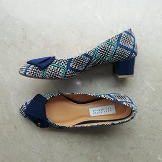 マッキントッシュフィロソフィー(MACKINTOSH PHILOSOPHY)のマッキントッシュフィロソフィー 靴 23cm(ハイヒール/パンプス)