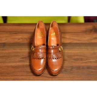 クロケットアンドジョーンズ(Crockett&Jones)の【新品】crockett&jones HESTA 65AA 22cm(ローファー/革靴)