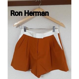 ロンハーマン(Ron Herman)のRonHaman パンツ バーントオレンジ (ショートパンツ)