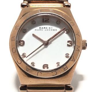 マークバイマークジェイコブス(MARC BY MARC JACOBS)のマークジェイコブス 腕時計 MBM8559(腕時計)