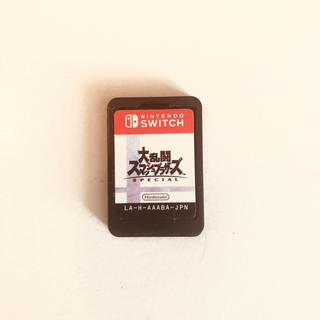 ニンテンドースイッチ(Nintendo Switch)の大乱闘スマッシュブラザーズ 中古品(家庭用ゲームソフト)