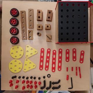 イケア(IKEA)のIKEA 知育玩具 BYGGA 欠品あり(知育玩具)