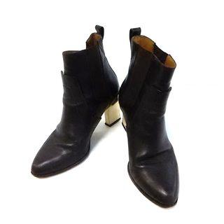 カルバンクライン(Calvin Klein)のカルバンクライン ショートブーツ 37 -(ブーツ)