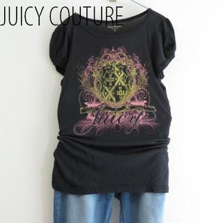 ジューシークチュール(Juicy Couture)のJUICY COUTURE ジューシークチュール 激柔らかい生地 Tシャツ(Tシャツ(半袖/袖なし))